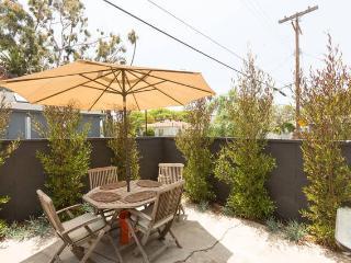 outdoor patio to enjoy the beautiful california weather
