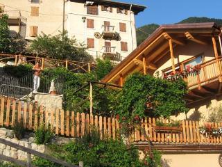 B&B le terrazze, Vallarsa