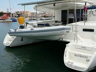 Catamaran Beethoven, Marseille