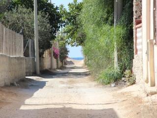 distanza della villa dal mare