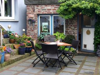 Holiday flat Nattkamp for 2-4 pers., 55 qm, own entrance on the ground floor
