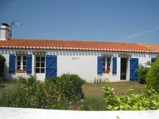 Maison de pêcheur à l'île de Noirmoutier, L'Epine