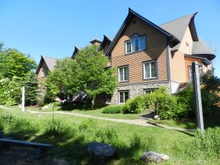 Condo in Les Manoirs walking distance from village, Mont Tremblant