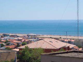Petit appartement en bord de mer, Saint-Pierre-la-Mer