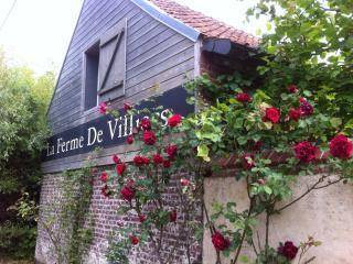 le loft de la ferme de villiers, Saint-Josse