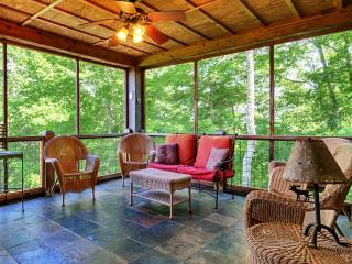 Screened Porch on main level