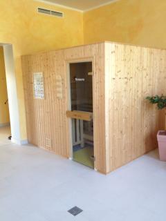 Gutshaus Groß Helle Spa Bio Sauna