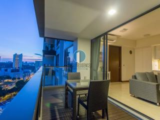 1BR Metro Edge near Tourist Sites, Singapura