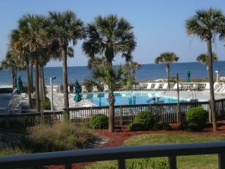 Easy Access First Floor Oceanfront Condo !!!!!, Panama City Beach