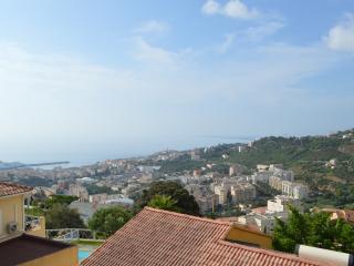 VILLA 150 m2  Climatisée surplombant Bastia, Ville-di-Pietrabugno