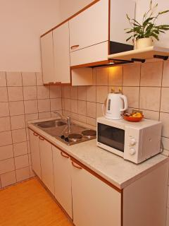 Kitchen in the Apartment for 3
