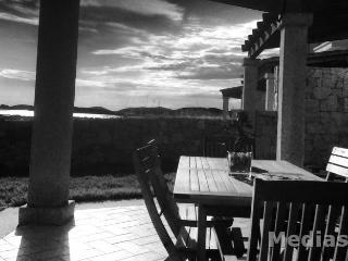 Villa a schiera vista mare con giardino privato