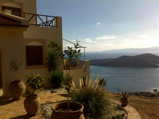 Apartment overlooking the Bay of Elounda