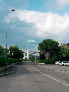 via della casa//way of the house