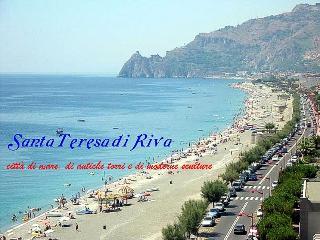 App. Santa Teresa di Riva a 18 minuti da Taormina