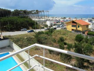 SEA & POOL Views just 100 m from the beach + Wi-Fi, Cortegaca