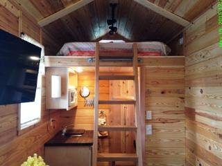 Tiny House for Rent Waco, Belton, or Temple Texas
