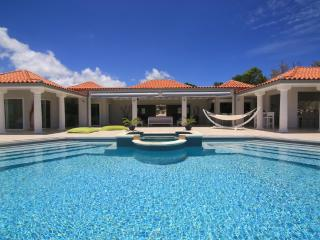 Villa Giselle at Terres Basses, St. Maarten, Walking DIstance To Plum Bay Beach