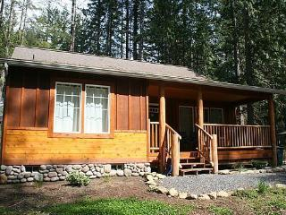 #95 Pet friendly cabin has WiFi and a hot tub!, Glacier