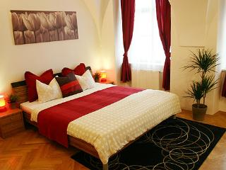 Cozy Apt. 150m from Charles Bridge, free wifi (3), Praga