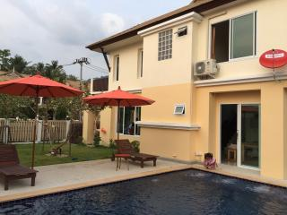3 bedrooms villa with private pool, Ao Nang