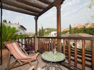 ALBAYZIN - Great family home - spectacular views, Granada
