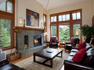 Ski-in/Ski-out, Scenic Vistas, Wood-Burning Fireplace, Private Hot Tub, Whistler