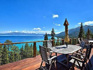 4BR/3BA House with 180 Degree Lake Views, Tahoma