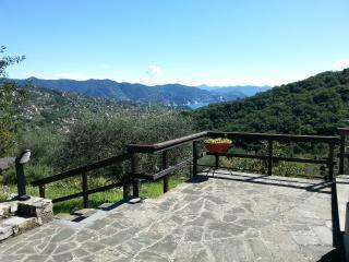 Villa on Portofino Mount, Santa Margherita Ligure