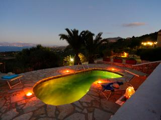 Marvelous Villa with unforgettable view and pool, Scopello