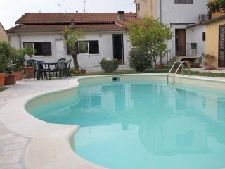 Appartamento Brigantino con piscina