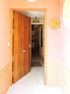 Puerta casa