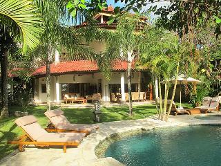 Zuma 2500sqm 4BR Luxurious Tranquility Nr Seminyak, Bali