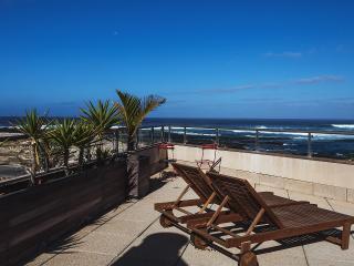 Casa Ana, en la playa, vistas espectaculares, El Cotillo