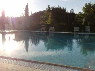 Villetta con giardino e piscina vicino S.Gimignano, San Gimignano