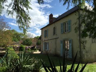 Maison de Maître - Moulin de LURAIS, Le Blanc