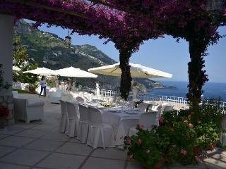 Favolosa villa vista mare Praiano