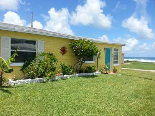 Oceanfront Cottage. Pet ok!, Ormond Beach