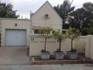 Lemon Tree Cottage centre of Franschhoek