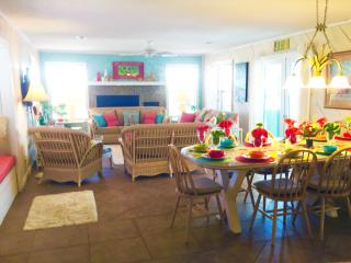 Spacious Open Concept Living Dining Level!