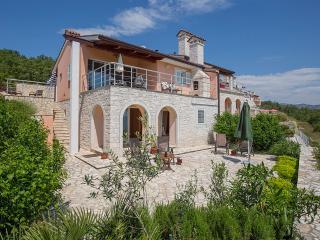 Villa Anuschka, Rabac