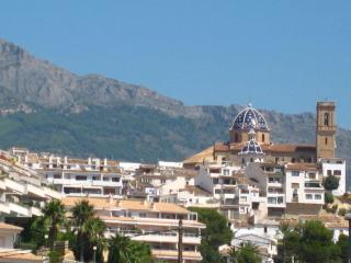 Mediterranean  White Cost apartment, Altea