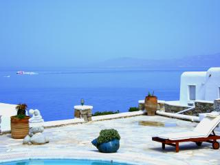 Mykonos Sea View.Pool. LUXURY VILLA - Slps 6/7