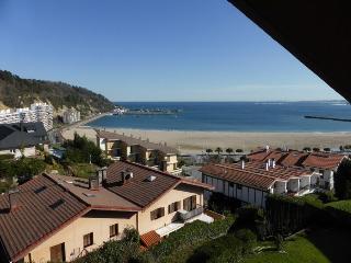 Apartamento en urbanización con piscina y vistas, Hondarribia (Fuenterrabía)