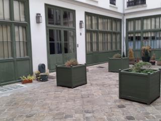 2 Pièces Place des Vosges Paris 4