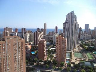 PRETTY APARTMENT WITH SEA VIEW, Benidorm