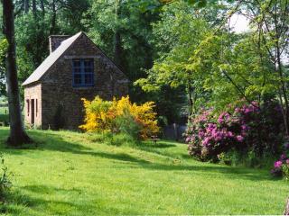 la petite maison du pont ricoul en bretagne, Saint-Pierre-de-Plesguen
