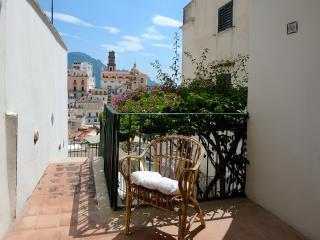 La Romantica - terrace and sea view