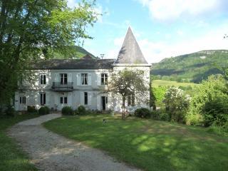 Résidence de Vaux - Le Manoir de Nans, Nans-sous-Sainte-Anne