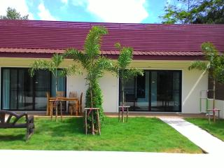 Two bedrooms apartments at resort with pool, Ao Nang